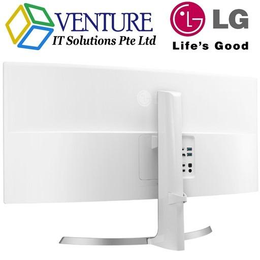 Price Comparisons Brand New Lg 34Uc99 34 21 9 Qhd Curved Ultra Wide Ips Monitor