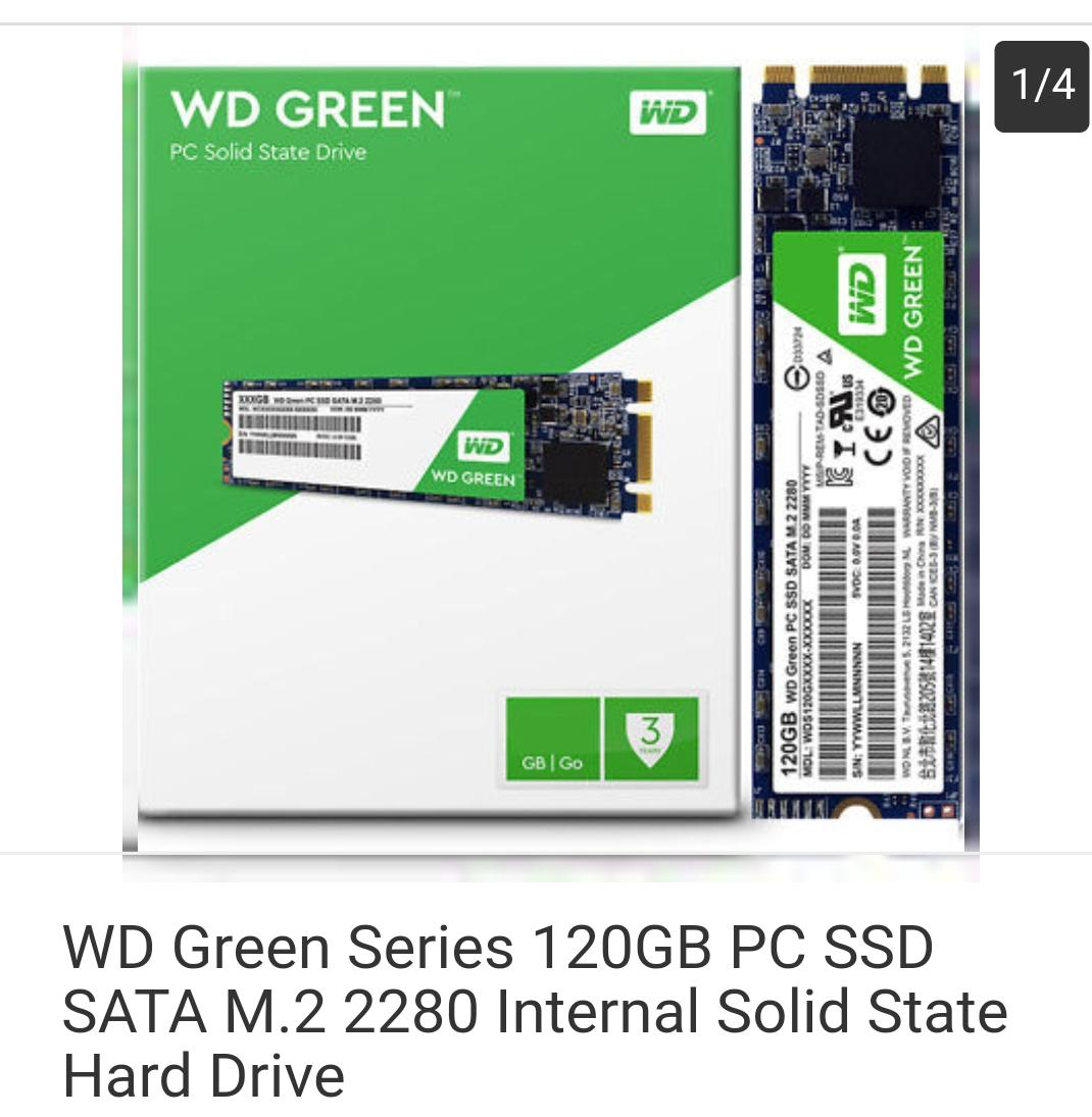 Ssd 120gb Internal Laptob Price In Singapore Wd Green 240gb Sata3 Series Pc Sata M2 2280 Solid State Hard Drive