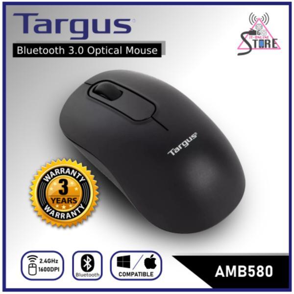 Targus Bluetooth 3.0 Optical Mouse (AMB580)