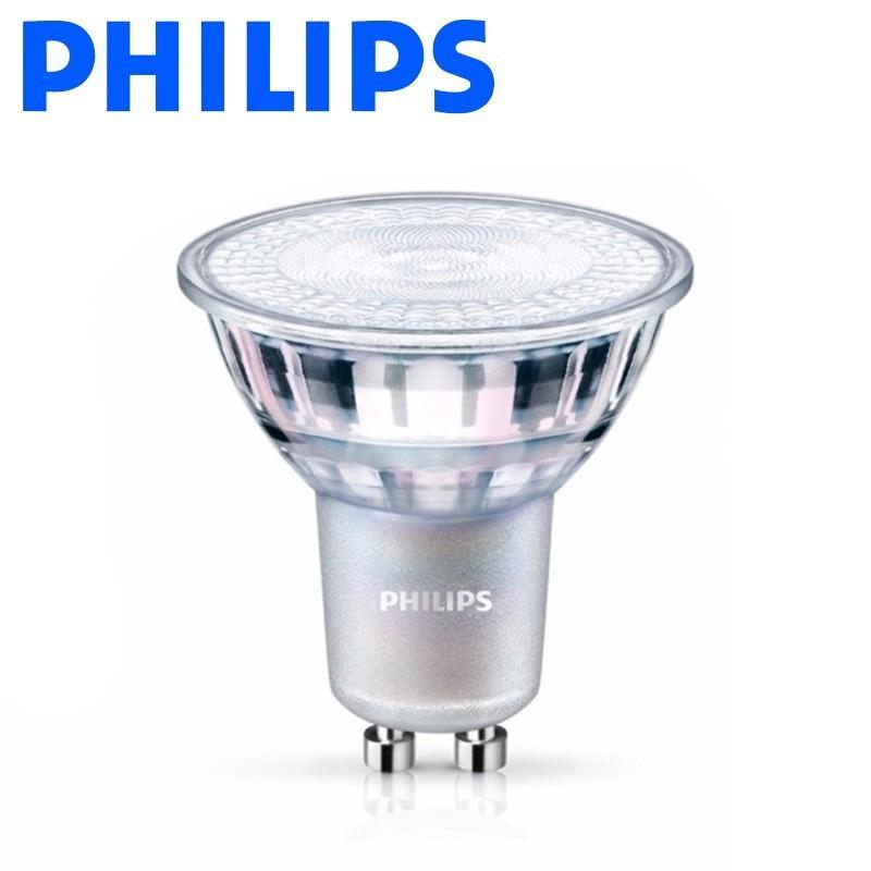 5-50W PHILIPS LED MR16 Bulb, Dimmable, WarmWhite3000K, GU10