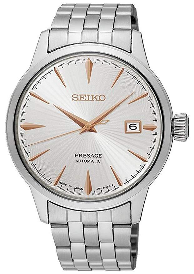 Seiko SPRB47J1 Presage Cocktail Automatic Men's Watch