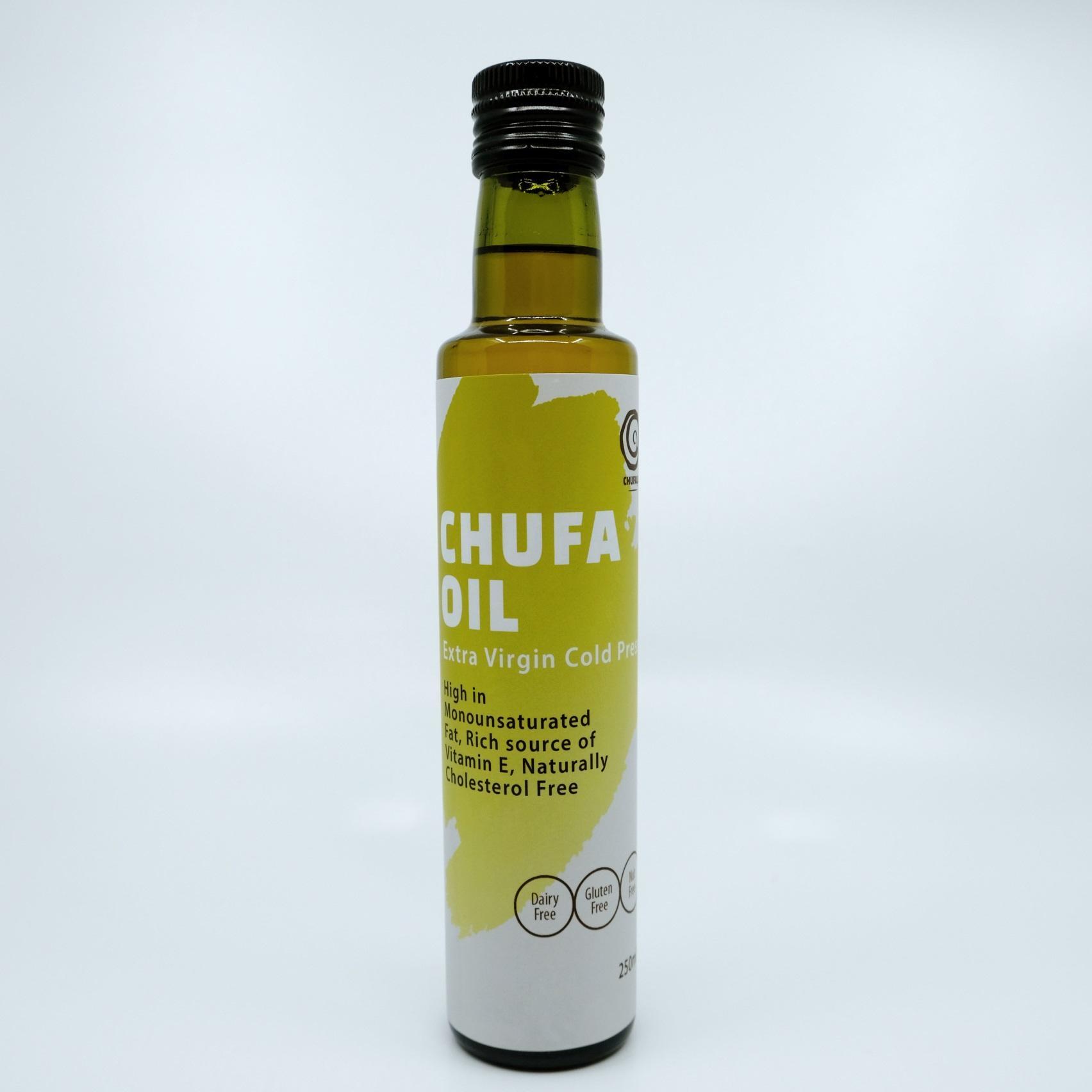 Chufala Extra Virgin Cold Pressed Chufa Oil - 250ml By Chufala Singapore.