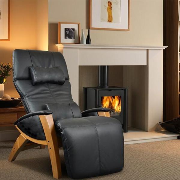 Ergoworks Compact Massage Chair, Zero Gravity Massage Recliner