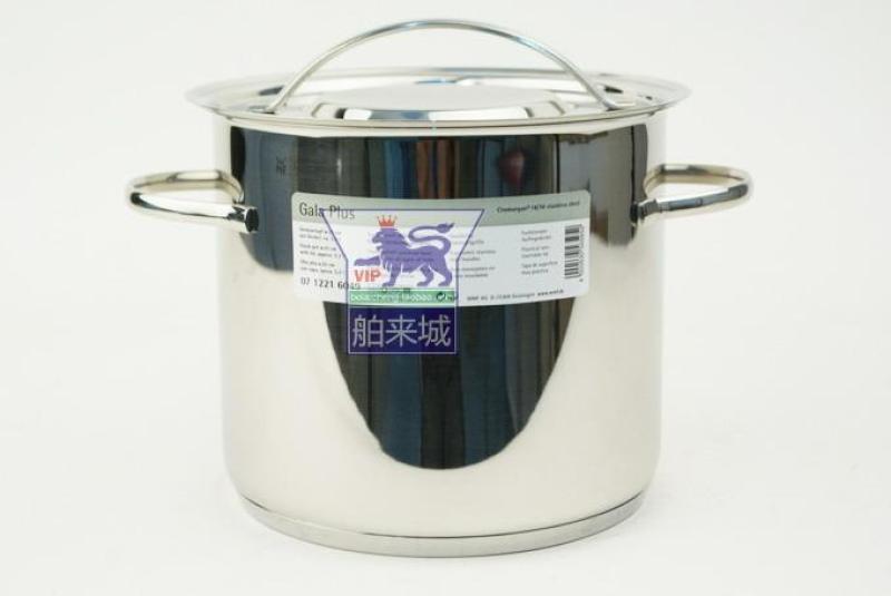 Germany Origional Product WMF Gala Stainless Steel 24 Cm 8.8L Deep Stewing Pot Big Stew Pot Stew-pan Singapore