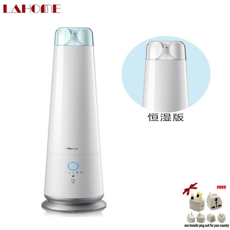 Bear Intelligent Floor Humidifier Home Mute Bedroom Office Infant Air Large Capacity Humidity Singapore