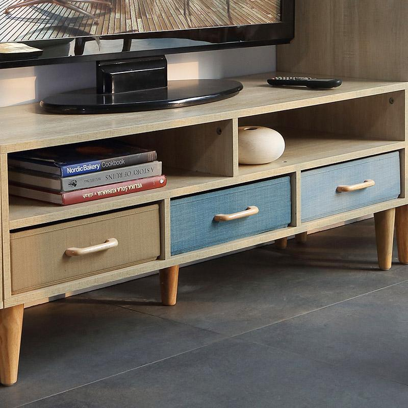 Home bl Simplicity Teapoy Table TV Cabinet