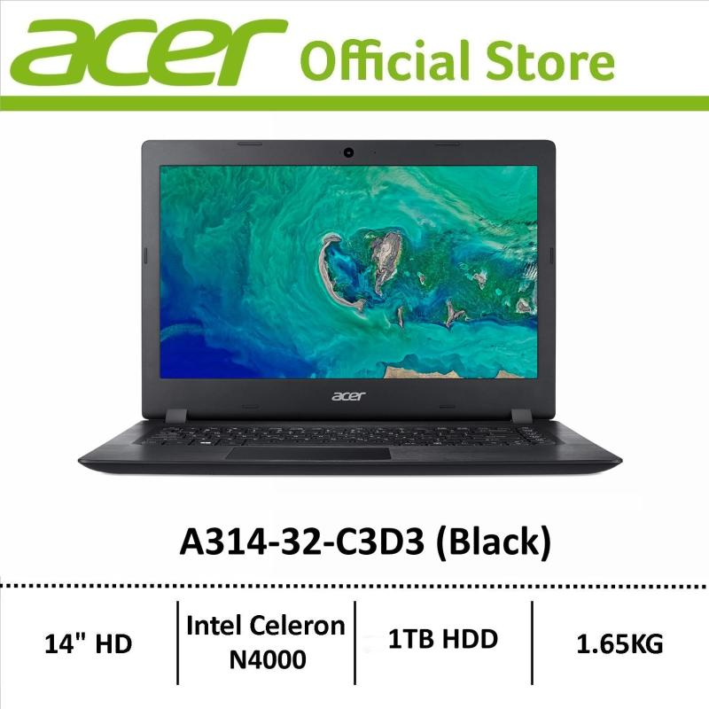 Acer Aspire A314-32-C3D3 Laptop with 1TB Storage - Online Exclusive