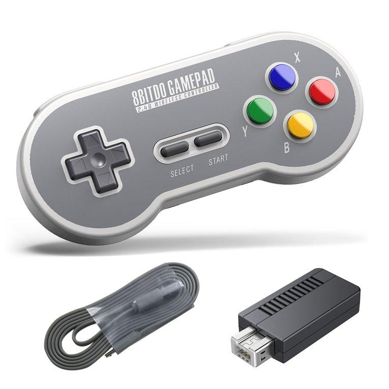 For 8Bitdo Sf30 2 4G Wireless Controller For Sfc Classic Edition Gamepad Lowest Price