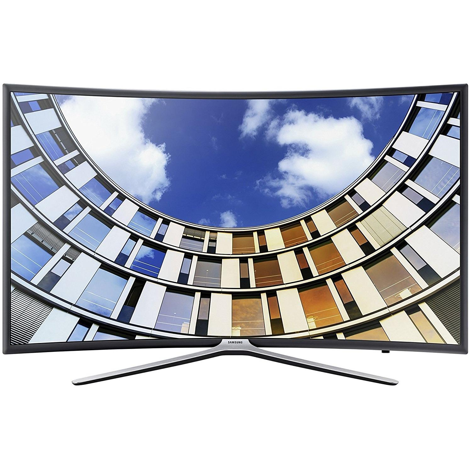 Samsung Series 6 138Cm 55 Inch Full Hd Curved Led Smart Tv 55M6300 Free Shipping