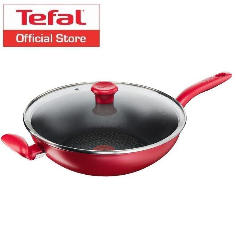 Tefal Pure Chef Plus Wokpan 32cm w/Lid C64294 Singapore