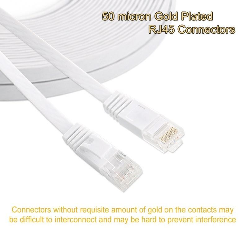 Cat 6 Lan  Cable ( 2Meter)