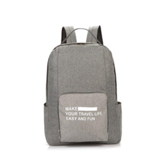 Unisex Polyester Hiking. Light Travel. Foldable Backpack. Bag