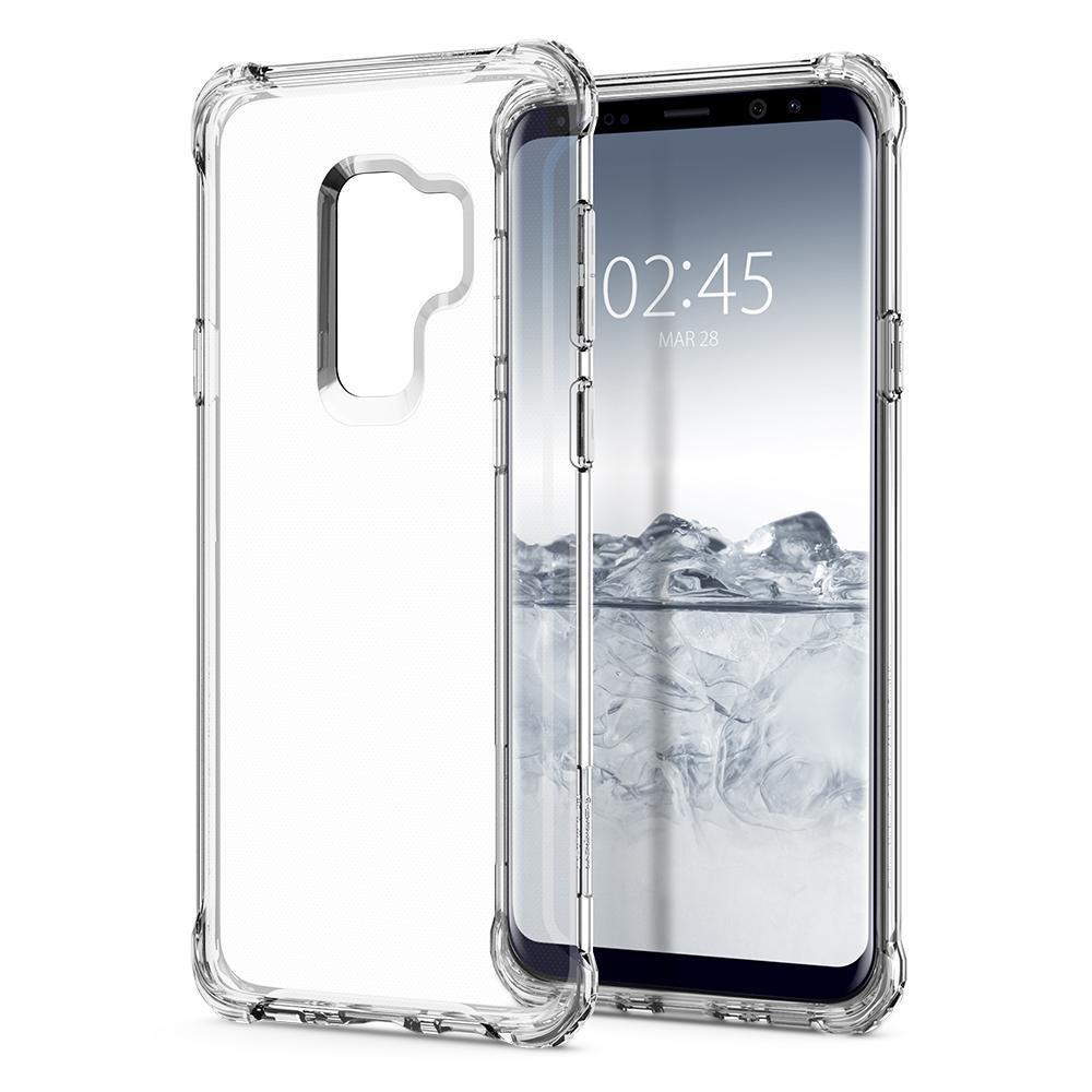 Price Spigen Rugged Crystal For Samsung Galaxy S9 Plus Online Singapore