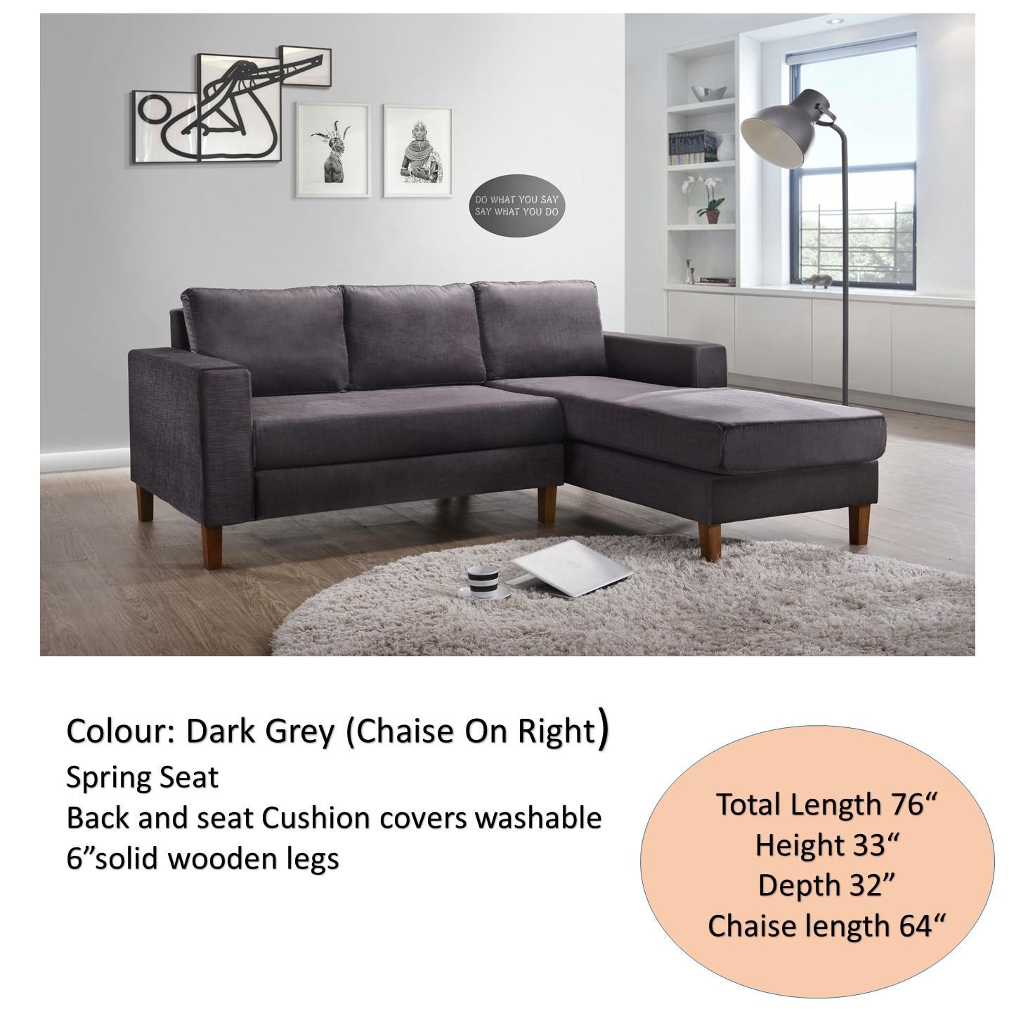Montana L shaped Sofa