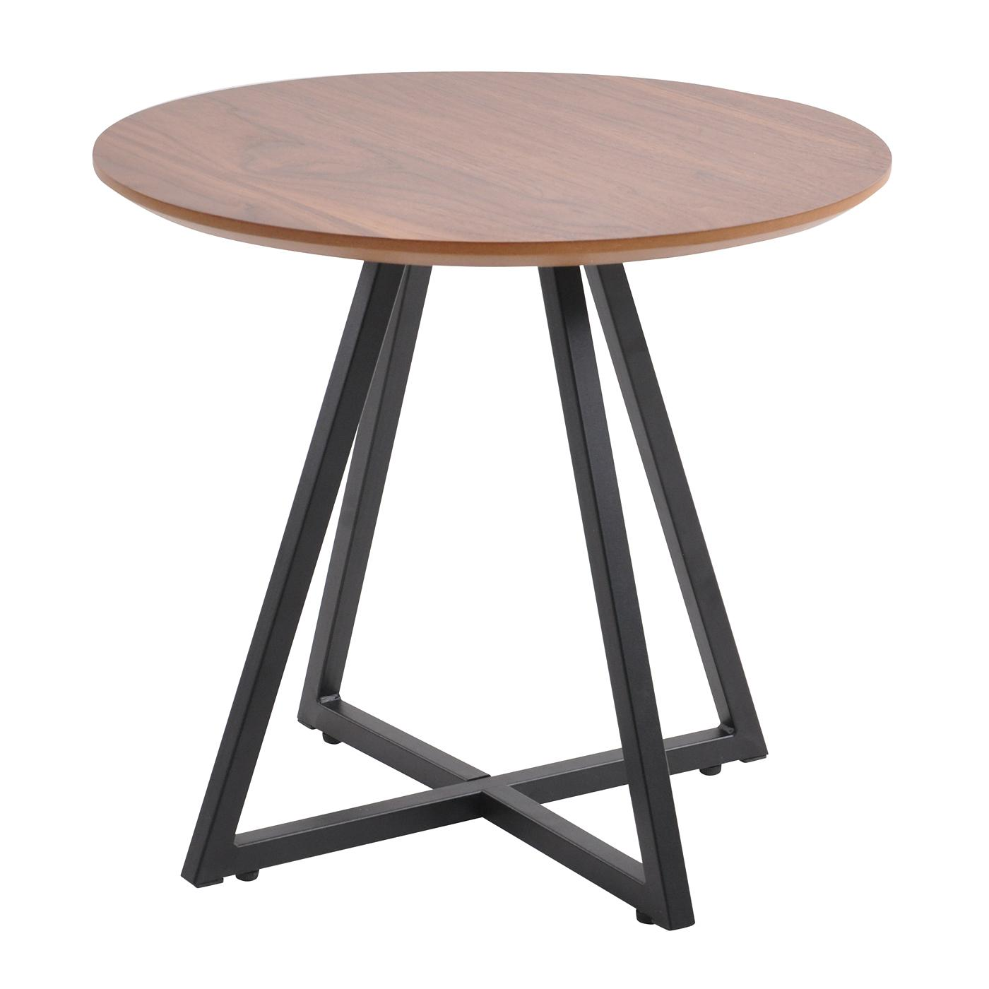 Bo Living SEA Torne Walnut Side Table
