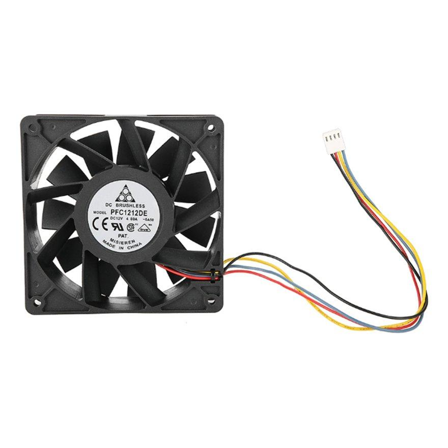OBBB PFC1212DE 12V 4.8A 5000RPM+ Mining Machine Cooling Fan