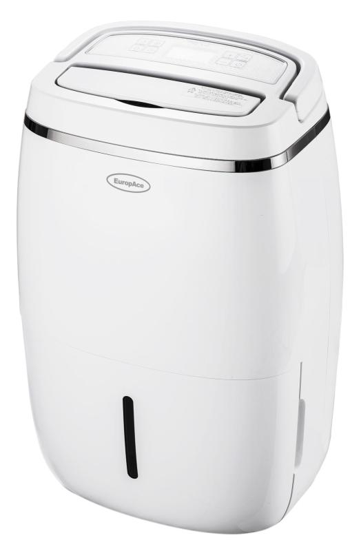 EuropAce EDH 6251S(silver) 25L Dehumidifier-FREE FILTERS WORTH $129 Singapore