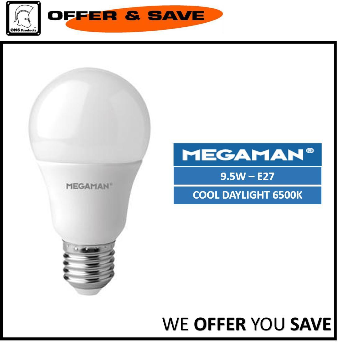 Megaman Classic LED Bulb 9.5W E27 Cool Daylight Singapore