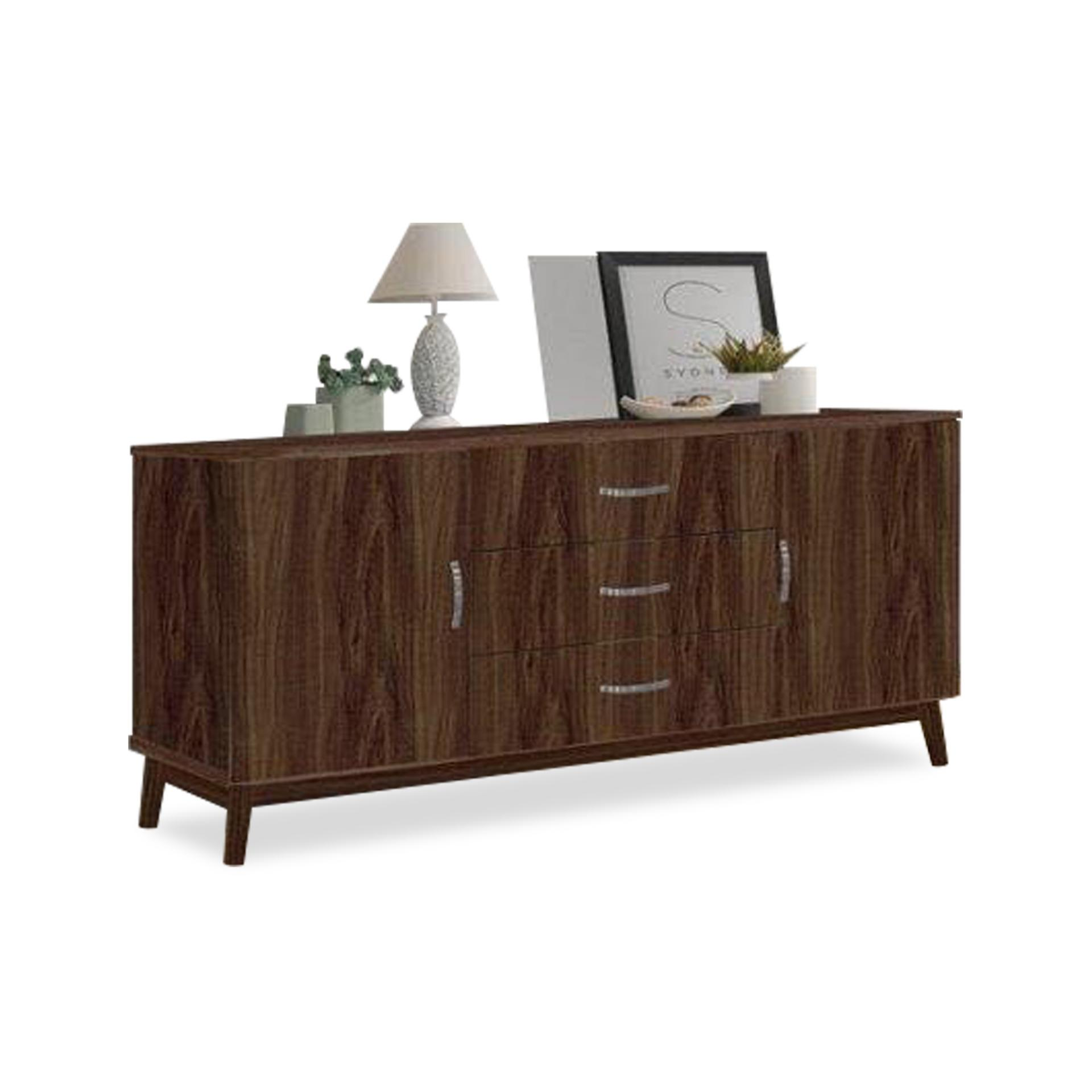 Lea Chest Of 3 Drawers (FREE DELIVERY)(FREE ASSEMBLY)