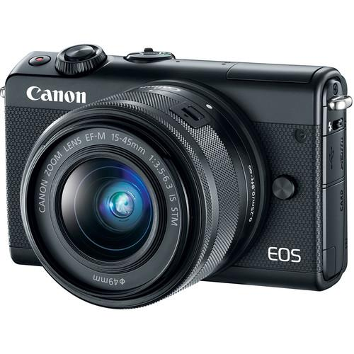 Canon Eos M100 Kit With Ef-M 15-45mm Lens By Ssi Pte Ltd.