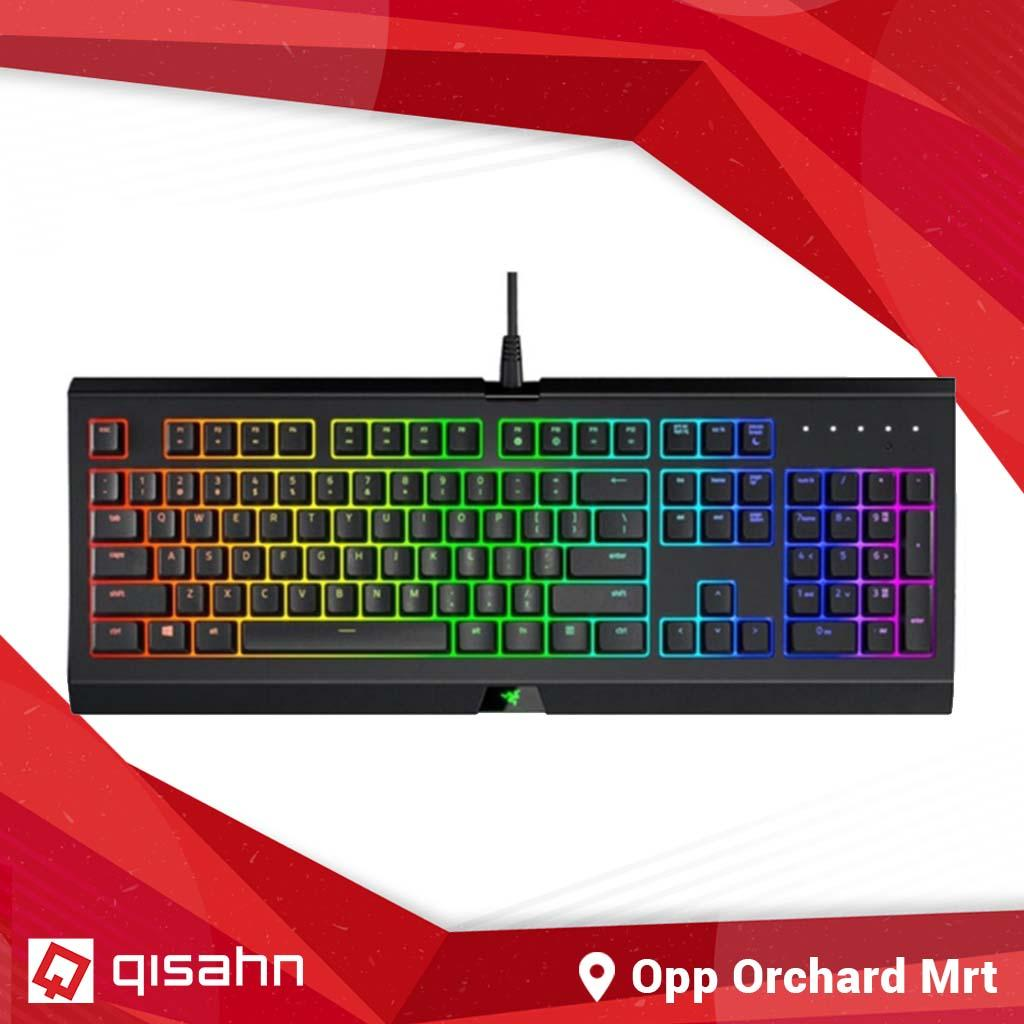 308524e019c Razer Cynosa Chroma Multicolor MEM Gaming Keyboard Singapore