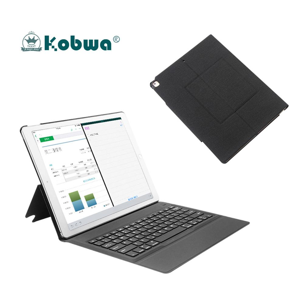 Ultra Slim Wireless Bluetooth Keyboard Case Smart Cover Protective Case For IPad Pro 12.9