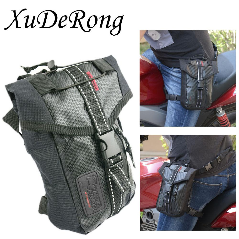 a6ea3491c81 New Men Oxford Leg Bag Drop Fanny Waist Belt Hip Bum Travel Motorcycle  Riding Trend Cell