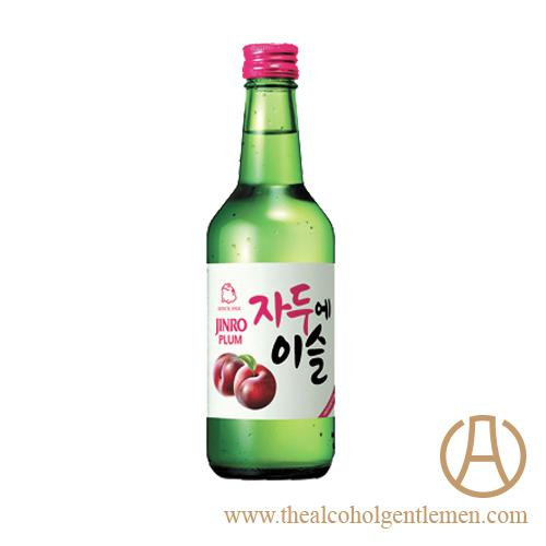 Chamisul Plum Soju ( 20 X 360ml) By The Alcohol Gentlemen.