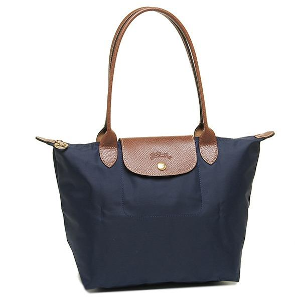 Longchamp Le Pliage 2605 Nylon Tote Small Navy Blue Best Price