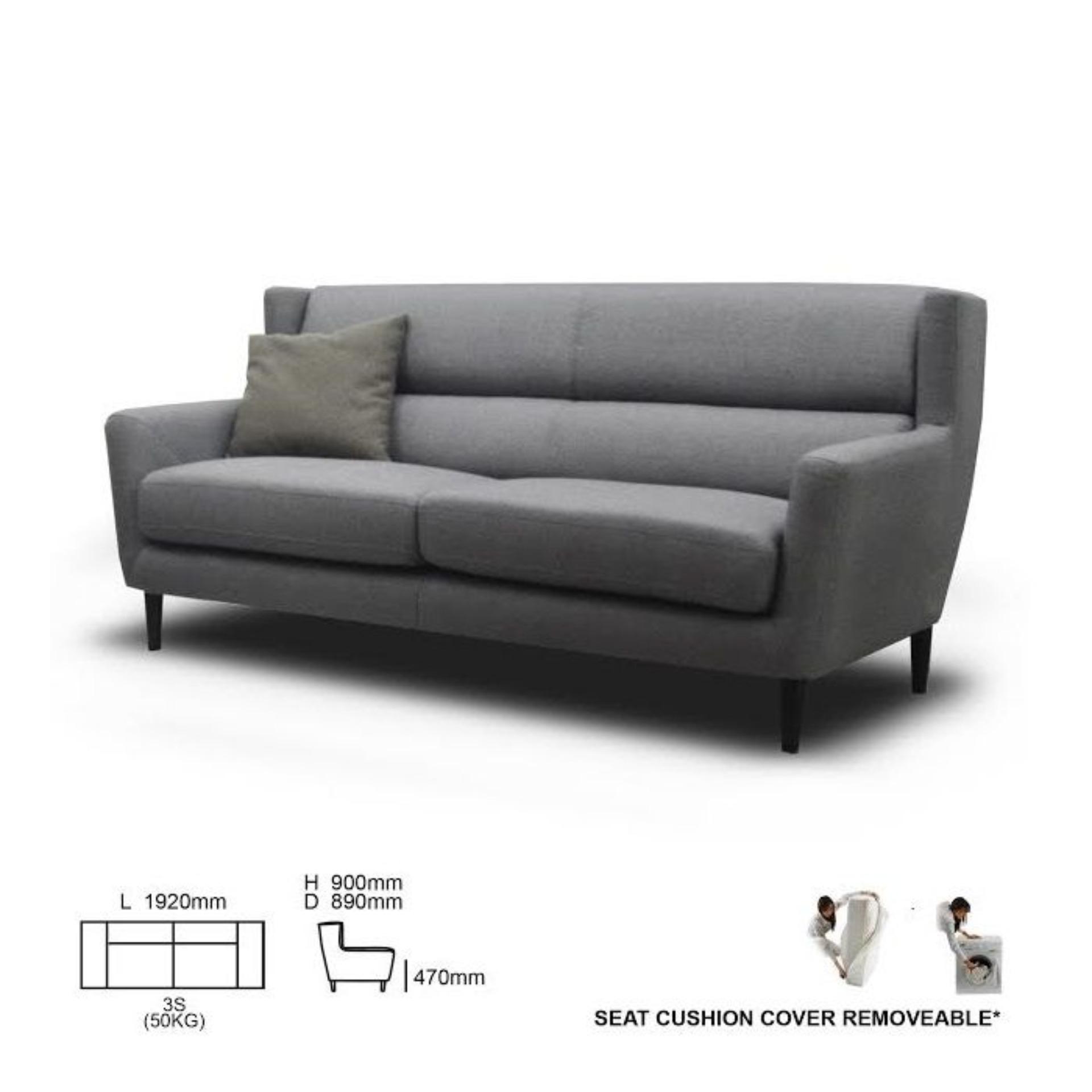KENZO 3 Seater Sofa