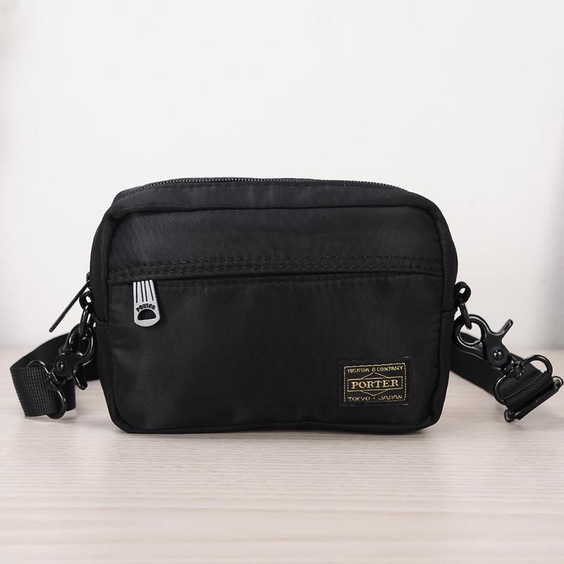 63977b8423 Yoshida Porter Men s Bag Shoulder Bag Small Waist Pack Pannier Bag 6-Inch Pouch  Mini