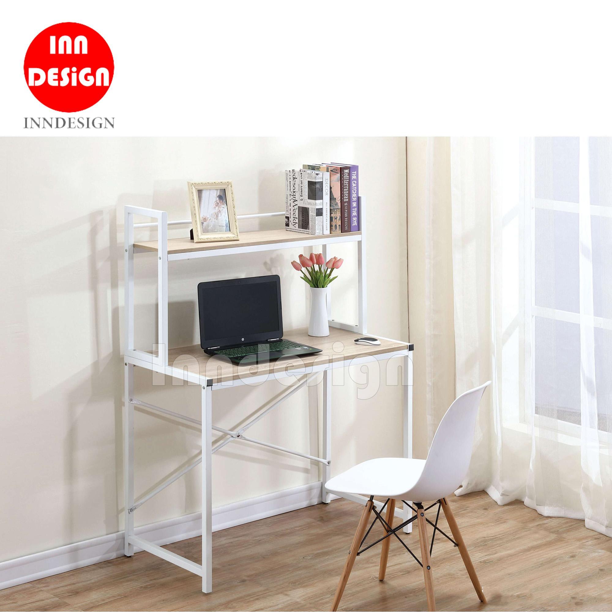 Paul Study Table with Shelf