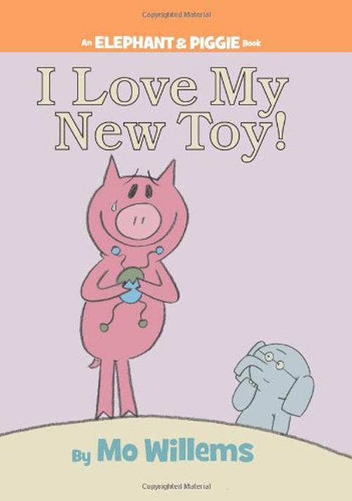Mo Willems Elephant and Piggie Books Set 1