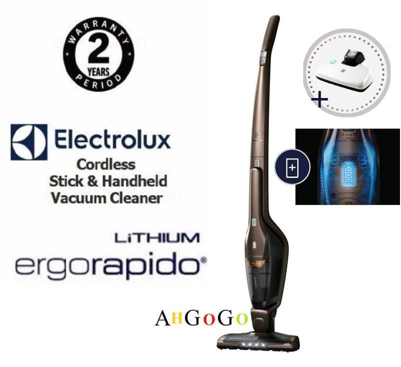 Electrolux 3-in-1 Ergorapido®Bed Pro Power Cordless Stick Vacuum Cleaner ZB3323B (2yr warranty) Singapore