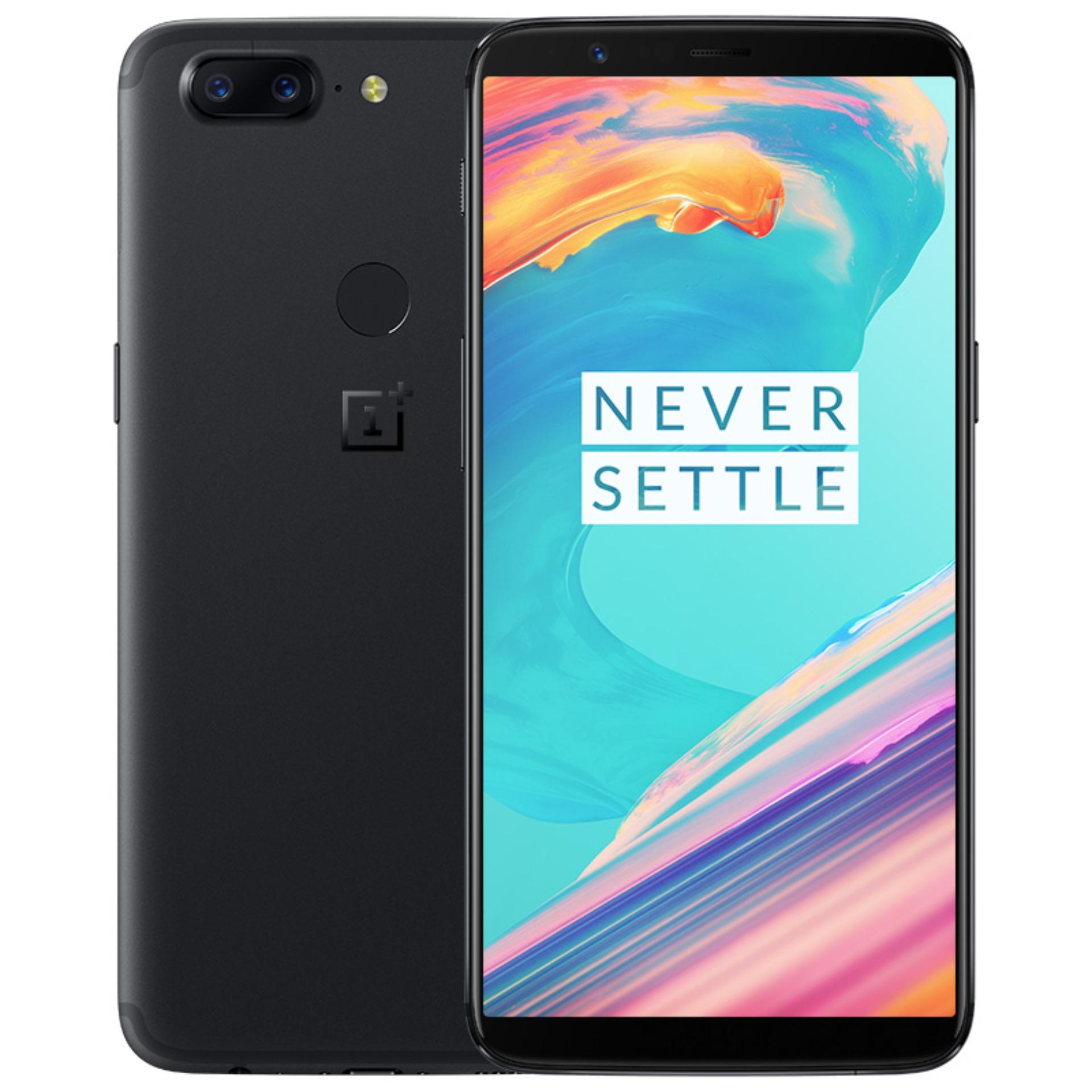 The Cheapest Oneplus 5T Midnight Black 6Gb Ram 64Gb Rom Brand New Local Set Online