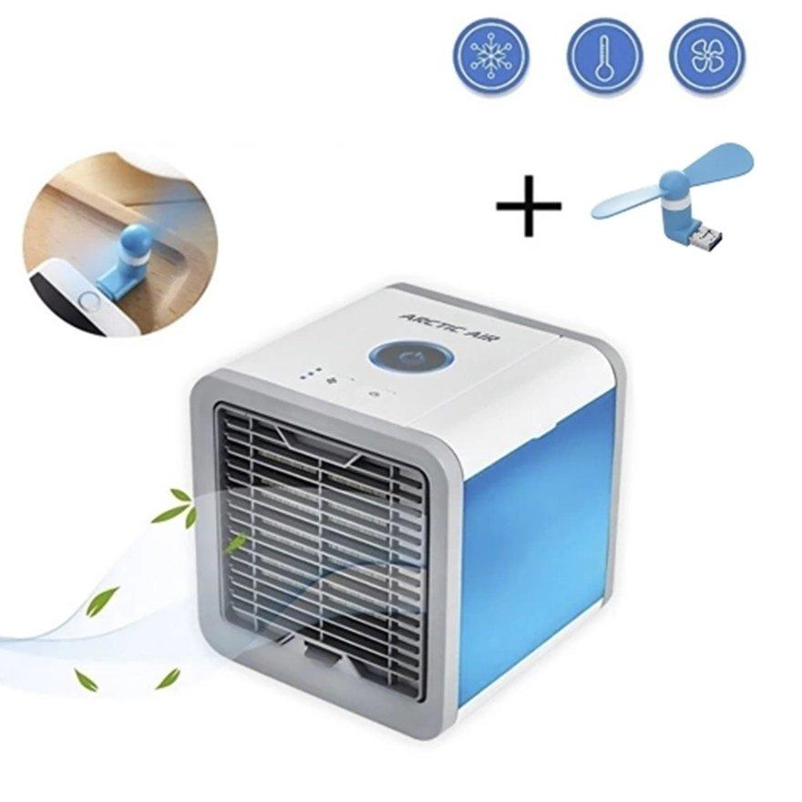 OBBB Arctic Air Personal Space Cooler Mini air conditioning fan Quick & Easy Way Cool Any Space air conditioner