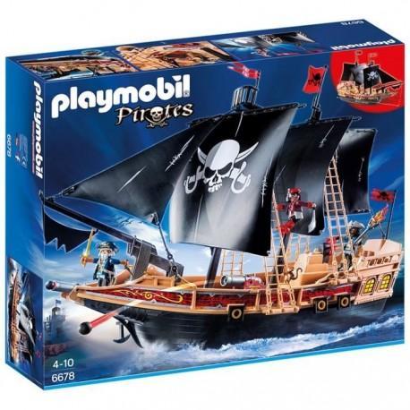 Playmobil 6678 Pirate Raiders' Ship 4y+