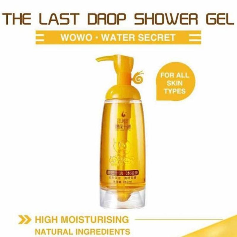 Buy WOWO LAST DROP SHOWER GEL (BODY WASH) ♥ 100% AUTHENTIC! Singapore