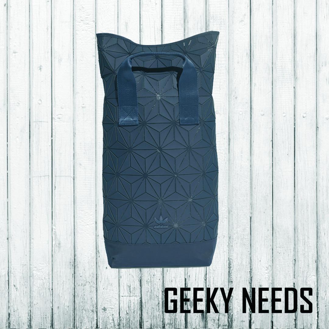 2fed92754e51 Adidas Originals 3D Roll Top Backpack