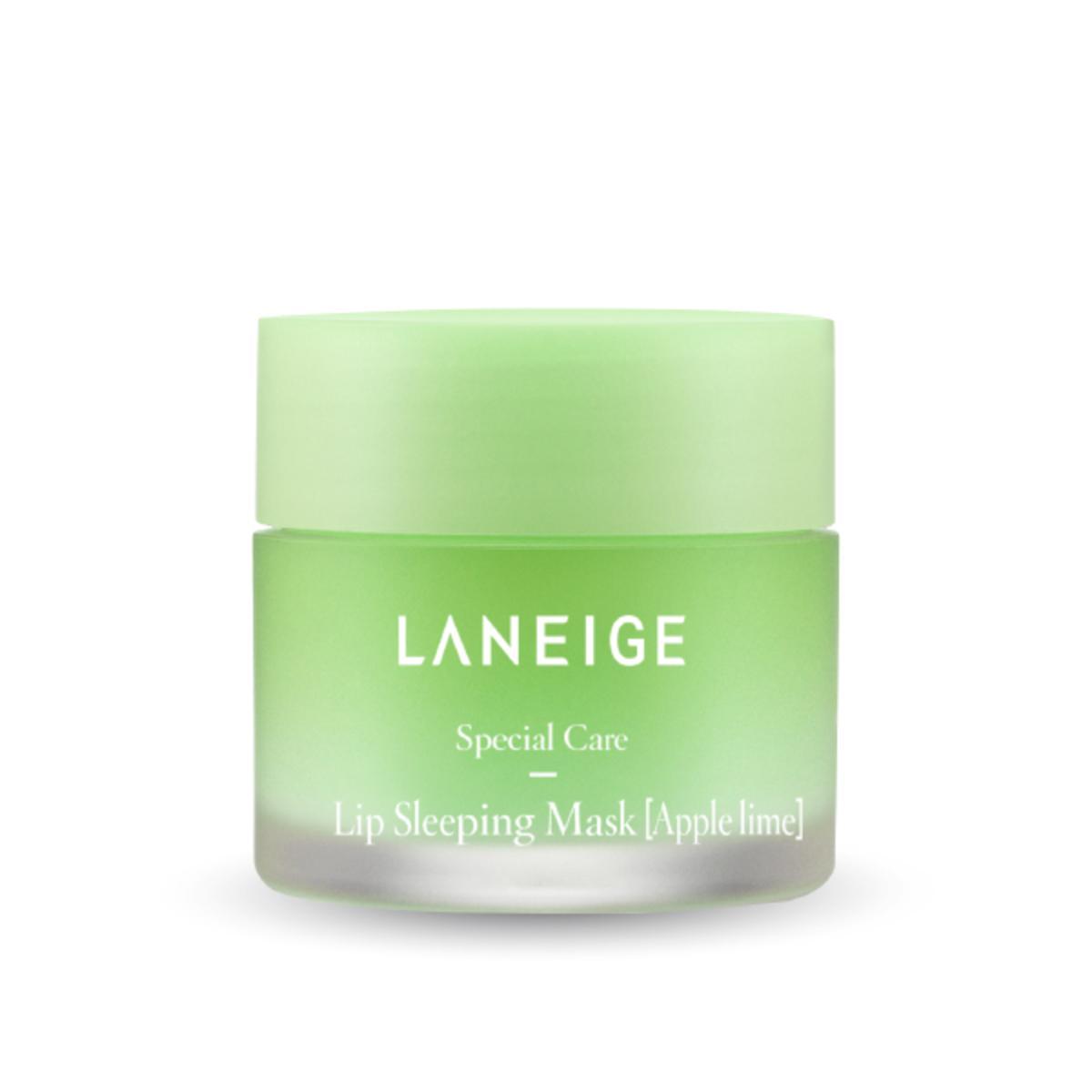 Laneige Sleeping Mask Kit Price In Singapore Lip Travel Size Apple Lime 20g W Box