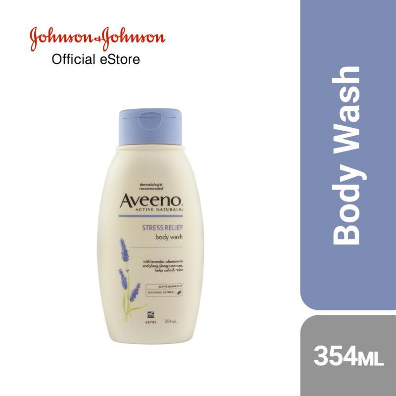 Buy Aveeno Stress Relief Body Wash 354ml Singapore