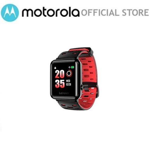 Lenovo W5 Gps Sports Watch Black Red Price Comparison
