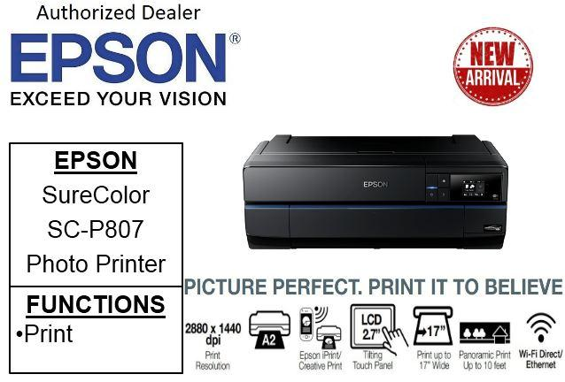 Epson L1800 A3 Photo Ink Tank Printer Singapore
