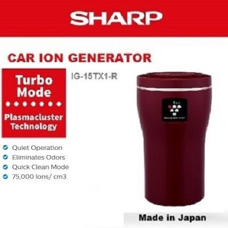 SHARP Plasmacluster Car Ion Generator Singapore
