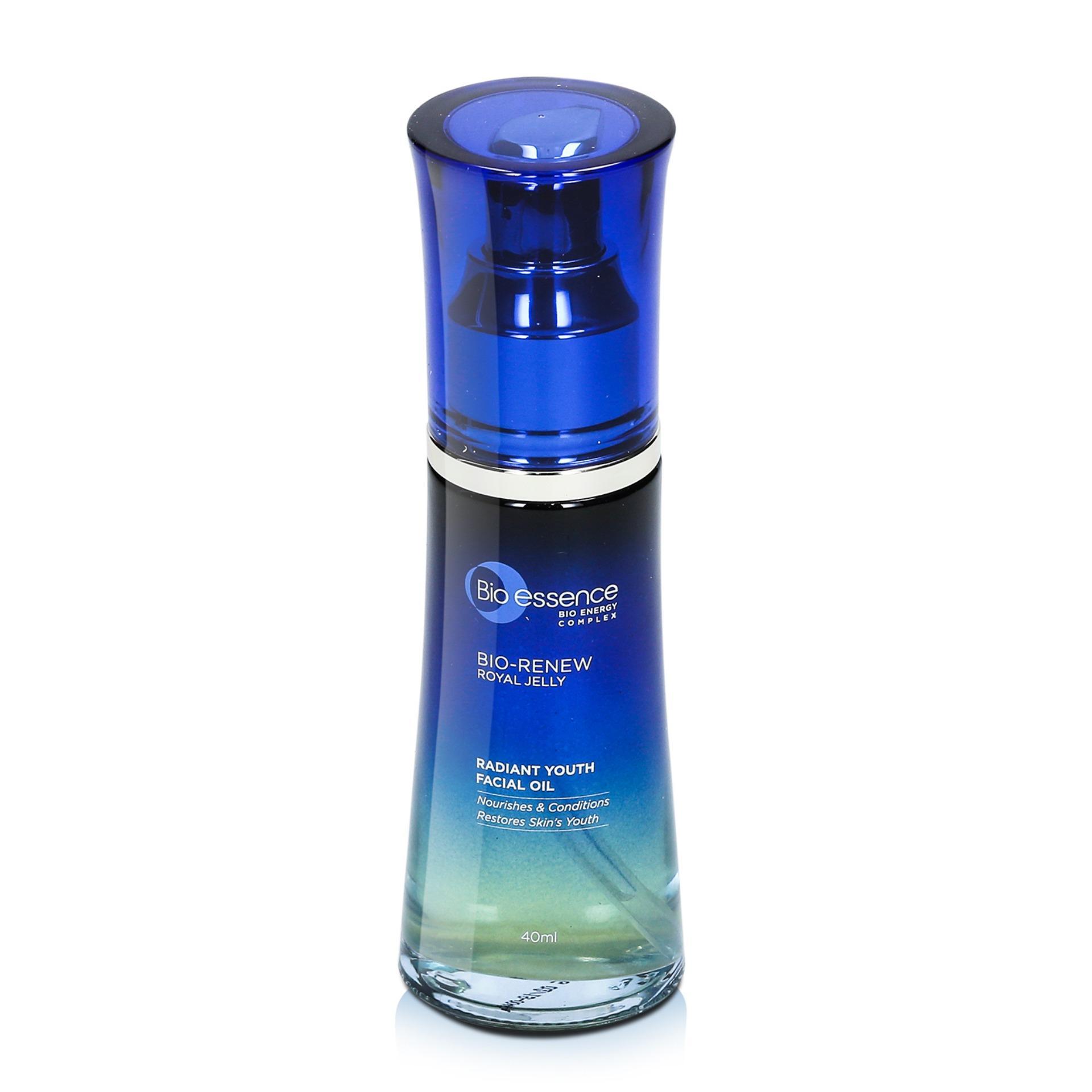 Bio Essence Face Lifting Cream With Royal Jelly Plus Atp Extra 40gr Facial Oils