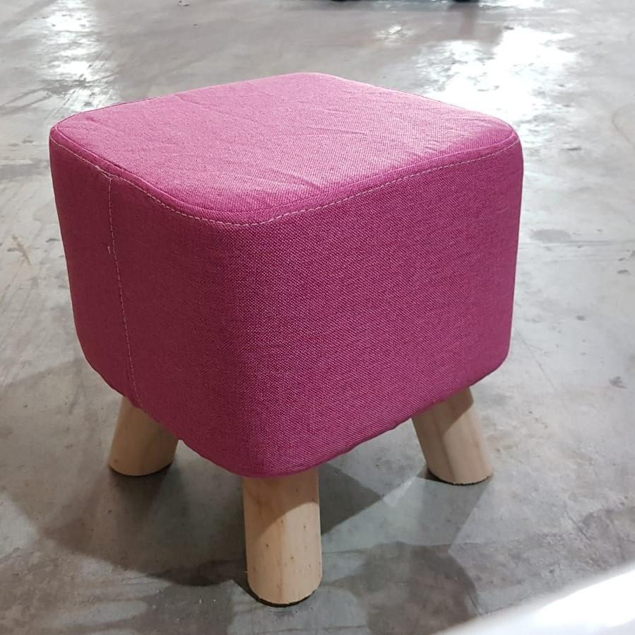Jiji (daisy Stool) / Decor Furniture / Baby Stool / Kids Stool / Children Stool / Mini Stool / Stool / (sg) By Jiji.