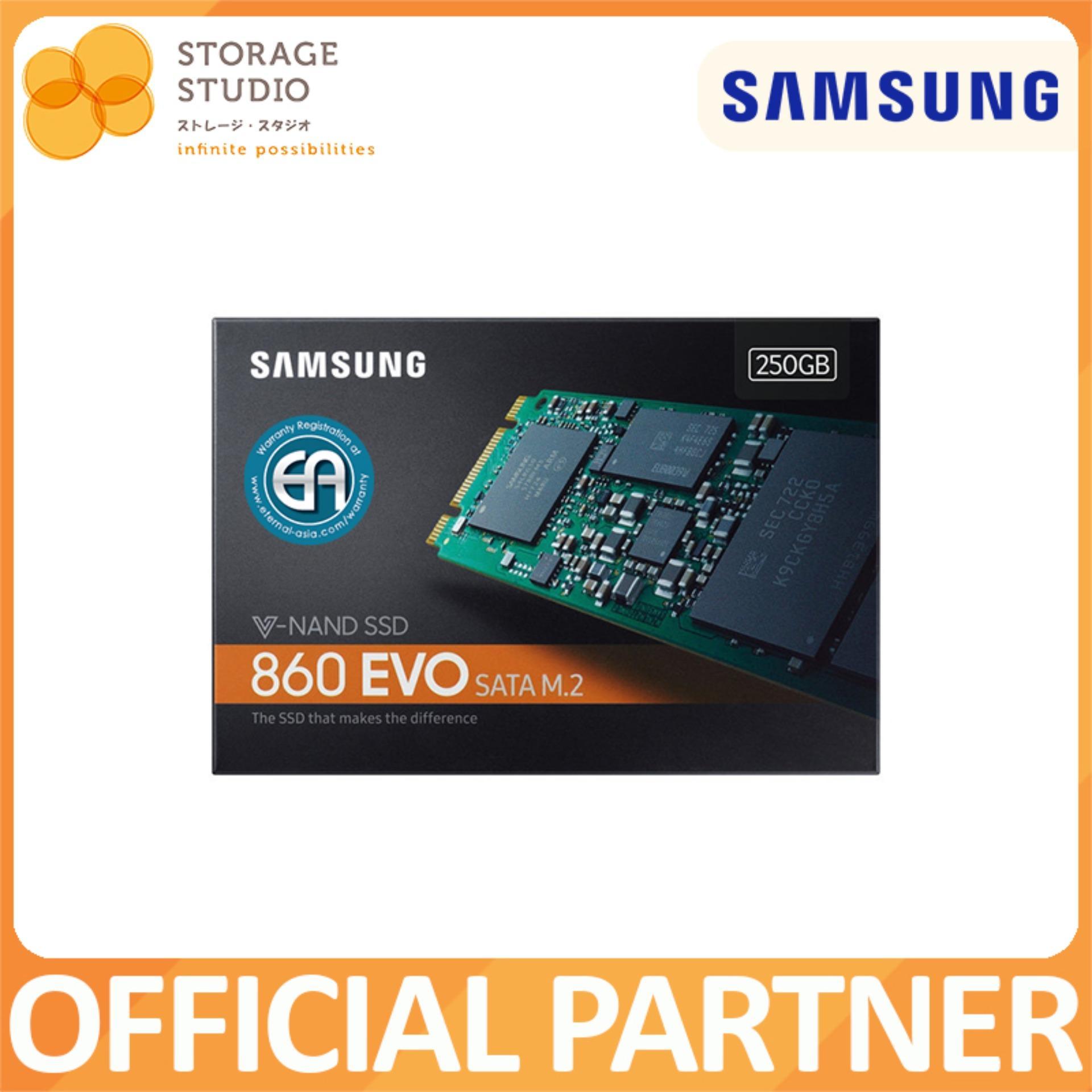 Samsung Ssd 860 Evo Sata Iii 25 Inch 500gb Mz 76e500bw Singapore 250gb M2 N6e250bw