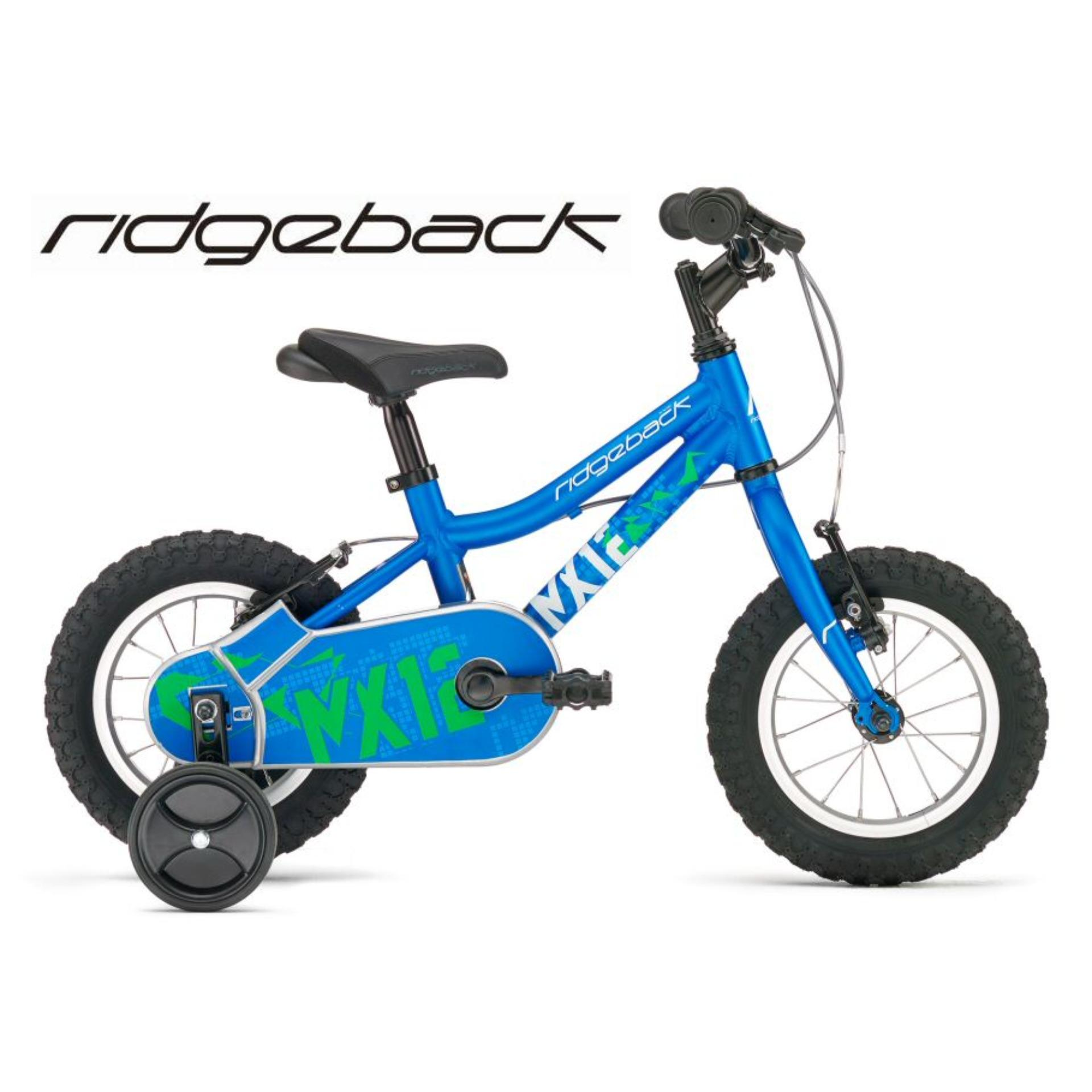 Coupon Ridgeback Mx12 12In Kids Bike Bicycle Blue
