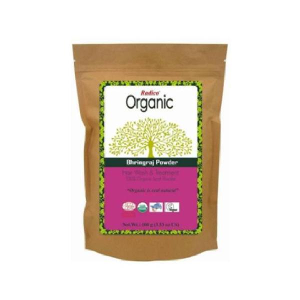 Buy Organic Bhringraj Hair Powder - Radico Singapore