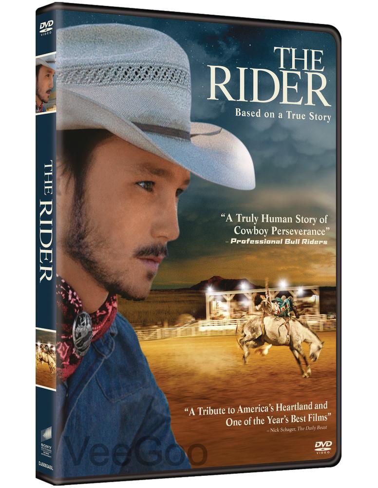 THE RIDER DVD (NC16/C3)